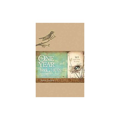 The One Year Book of Hope Devotional (Deluxe) (Paperback)