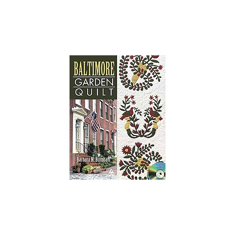 Baltimore Garden Quilt (Original) (Mixed media product)