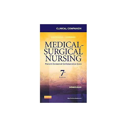 Clinical Companion for Medical-Surgical Nursing (Paperback)