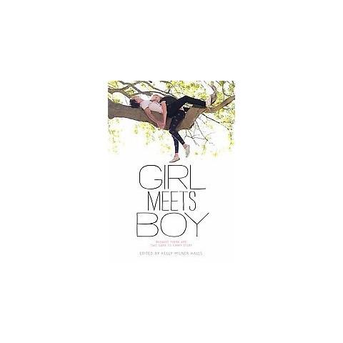 Girl Meets Boy (Hardcover)