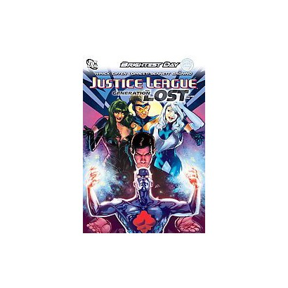 Justice League: Generation Lost 1 (Paperback)
