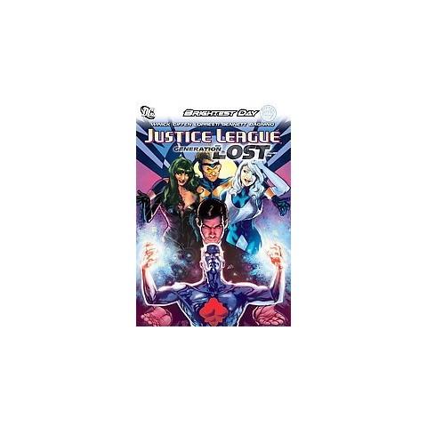 Justice League: Generation Lost 1 (Paperback)
