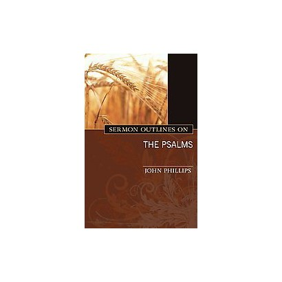 Sermon Outlines on the Psalms (Paperback)