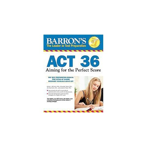 Barron's Act 36 (Revised) (Paperback)