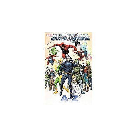 Official Handbook of the Marvel Universe A to Z 3 (Paperback)