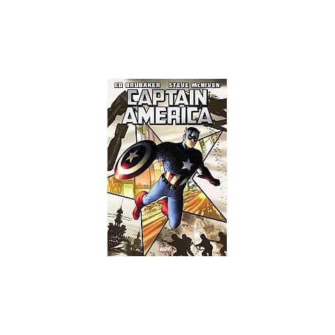 Captain America 1 (Hardcover)