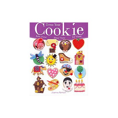Dress Your Cookie (Paperback)
