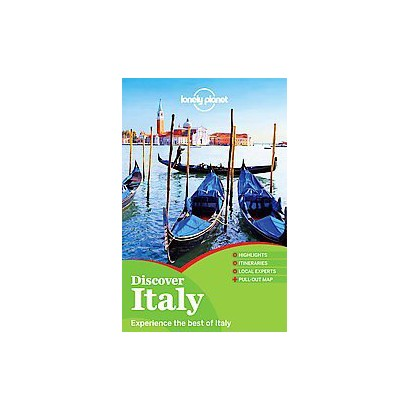 Lonely Planet Discover Italy (Paperback)