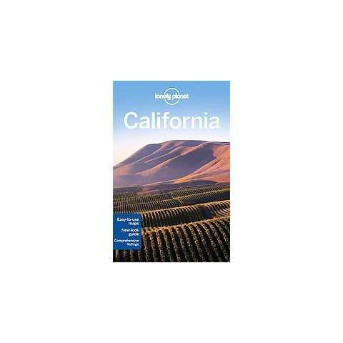 Lonely Planet California (Paperback)