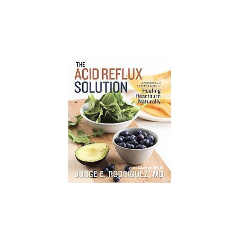 The Acid Reflux Solution (Paperback)