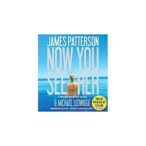 Now You See Her (Unabridged) (Compact Disc)