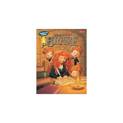 Learn to Draw Disney / Pixar Brave (Paperback)