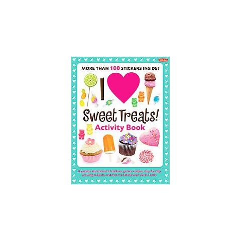 I Love Sweet Treats! (Paperback)