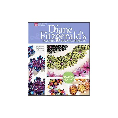 Diane Fitzgerald's Favorite Beading Projects (Hardcover)