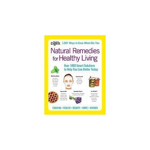 Natural Remedies for Healthy Living (Original) (Paperback)