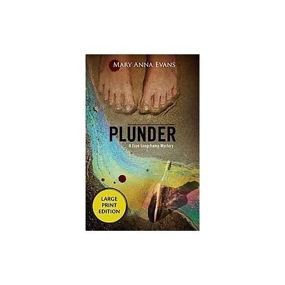 Plunder (Large Print) (Paperback)