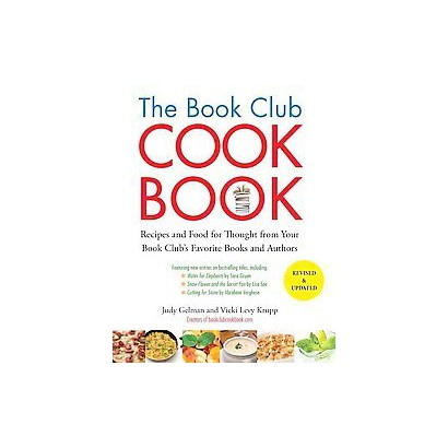 The Book Club Cookbook (Revised / Updated) (Paperback)