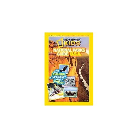 National Geographic Kids National Parks (Paperback)