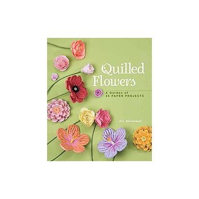 Quilled Flowers (Original) (Paperback)