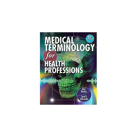 Medical Terminology for Health Professions (Mixed media product)