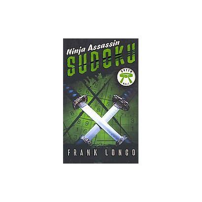 Ninja Assassin Sudoku (Paperback)