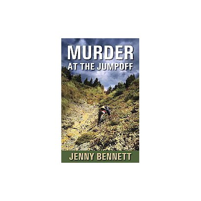 Muder at the Jumpoff (Paperback)