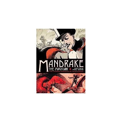 Mandrake the Magician 1 (Hardcover)