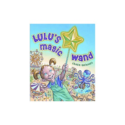 Lulu's Magic Wand (Hardcover)