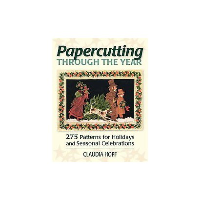 Papercutting Through the Year (Paperback)