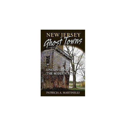 New Jersey Ghost Towns (Paperback)