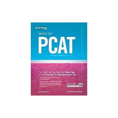 Master the PCAT (Paperback)
