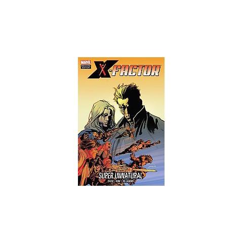 X-factor (Hardcover)