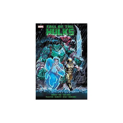 Incredible Hulks (Hardcover)