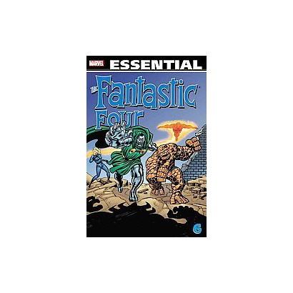 Essential Fantastic Four 6 (Reissue) (Paperback)