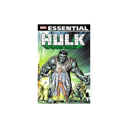 Essential Hulk 1 (Reissue) (Paperback)