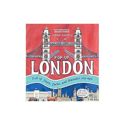 Pop-up London (Hardcover)