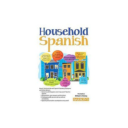Household Spanish (Bilingual) (Paperback)