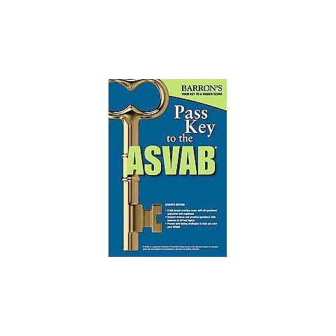 Pass Key to the Asvab (Paperback)