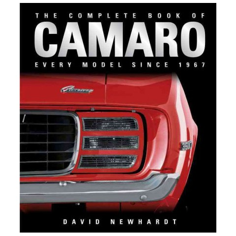 The Complete Book of Camaro (Hardcover)