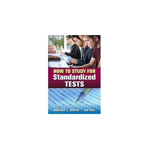 How to Study for Standardized Tests (Paperback)