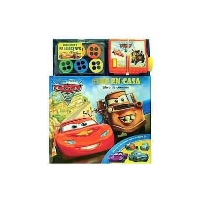 Cine en casa / Cars Movie Theater (Translation) (Mixed media product)