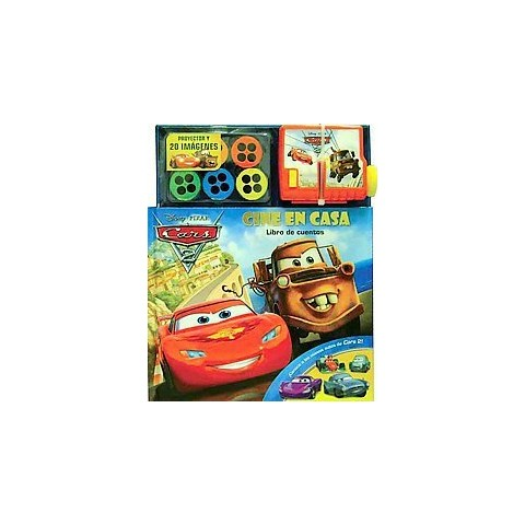 Cine en casa / Cars Movie Theater (Translation) (Mixed media product)