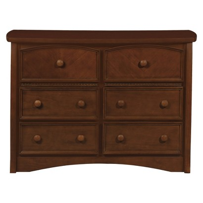 Slumber Time Elite by Simmons Kids Dresser - Espresso Truffle