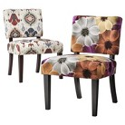 Vale Armless Upholstered Chair Collection
