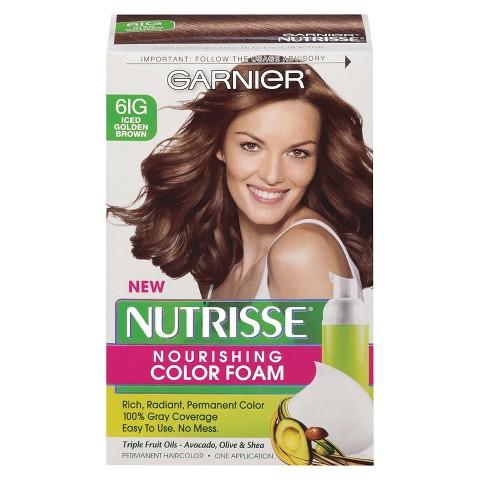 Garnier® Nutrisse® Nourishing Color Foam