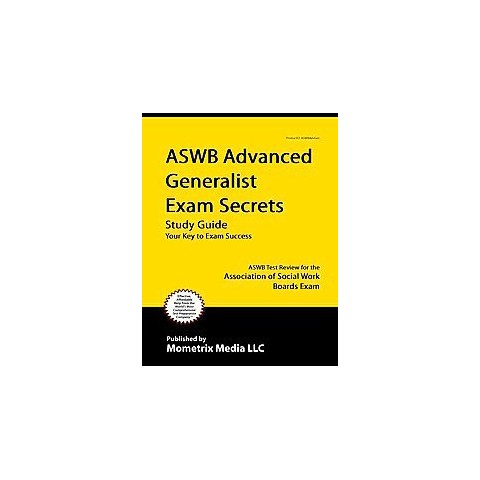 ASWB Advanced Generalist Exam Secrets (Study Guide) (Mixed media product)