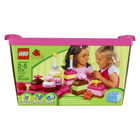 LEGO® DUPLO® Creative Cakes 6785