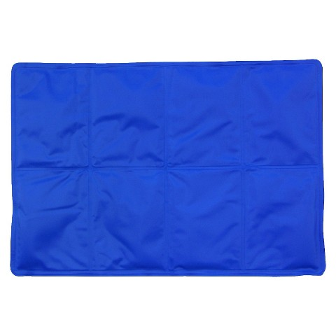 North American Healthcare Blue Gel Cooling Pad - Blue (Large)