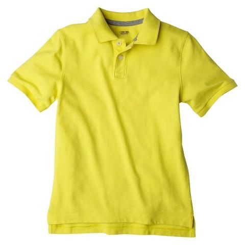 Cherokee® Boys' Short-Sleeve Ultimate Pique Polo