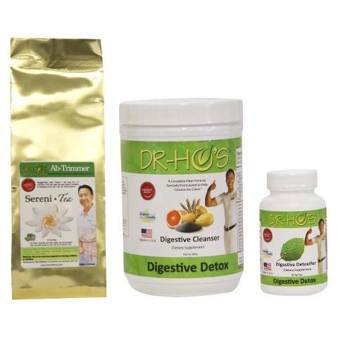 DR-HO'S 30-Day Digestive Detox